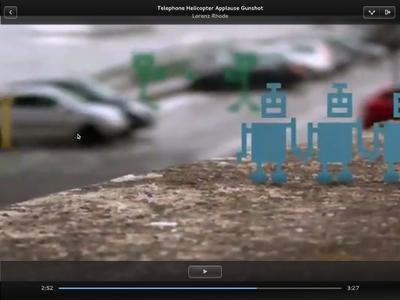GNOME 3 Video (fullscreen)